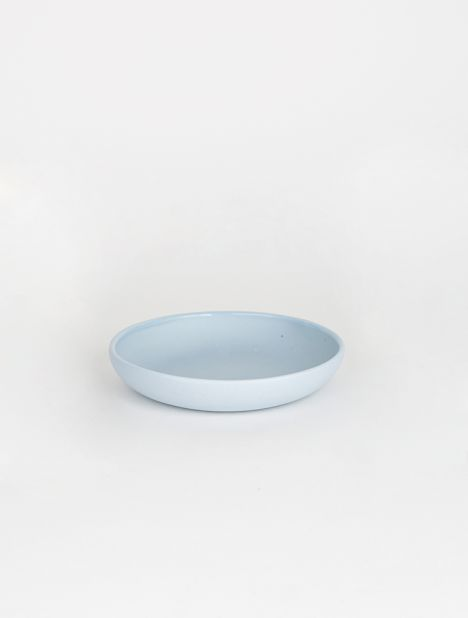 Porcelain Side Plate - Blue