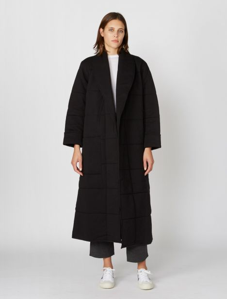 Sierra Quilted Robe