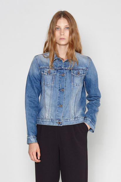 Keyes Denim Jacket