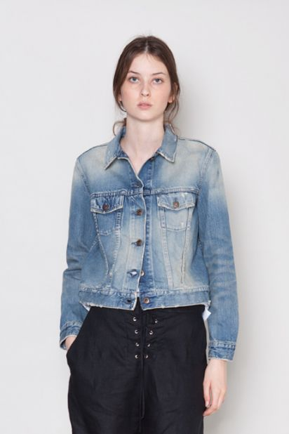 Zola Denim Jacket