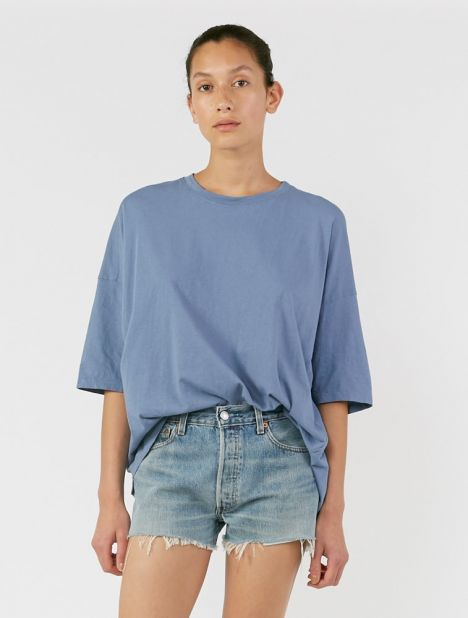 Slouch Side Step T-Shirt