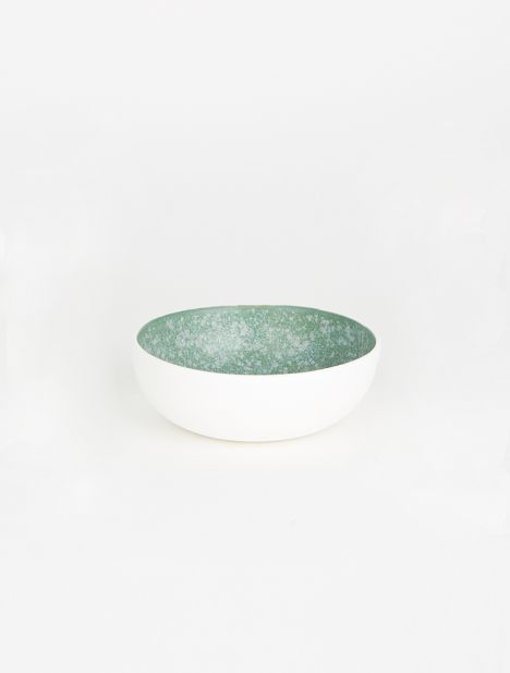 Small Ceramic Bowl - Green