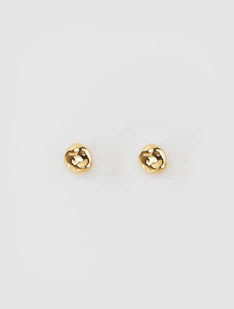 Small Gia Studs - Gold