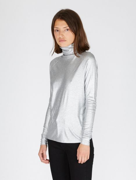 Smart Long Sleeve Turtleneck
