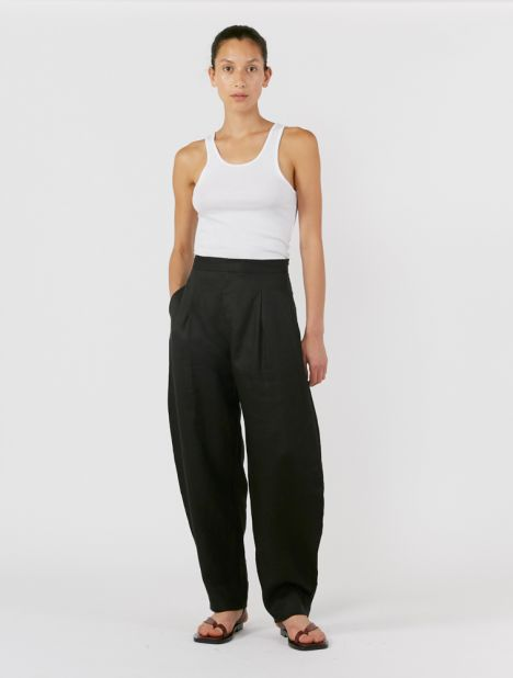 Sokol Shaped Wide-Leg Trouser