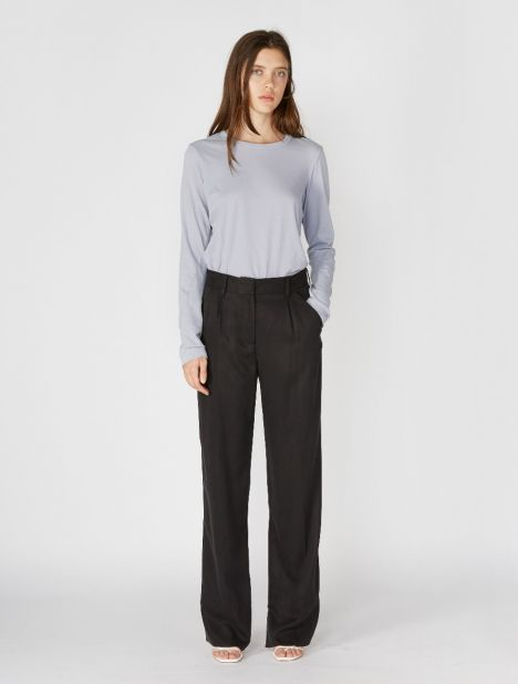 Exclusive | Daria Stepped Trouser