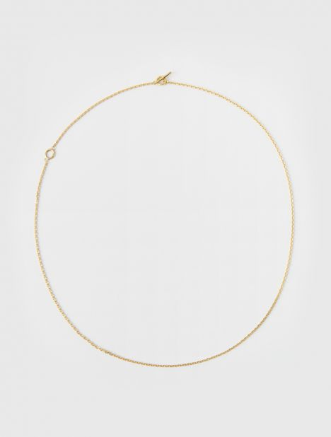 String Necklace - Gold