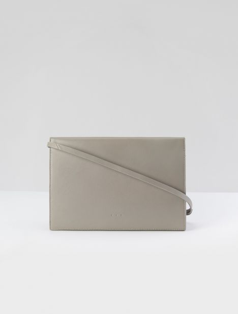 Structured Shoulder Bag - Fallen Rock