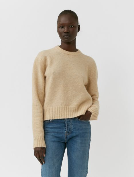 Sunny Wool Cashmere Jumper