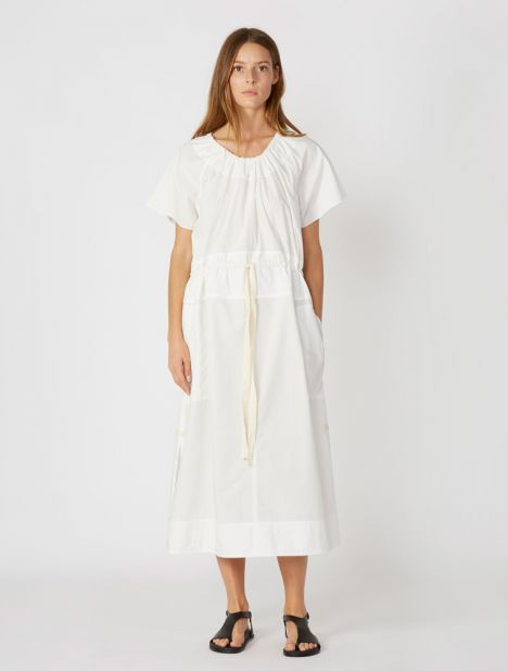 Workroom Tee Dress - Natural