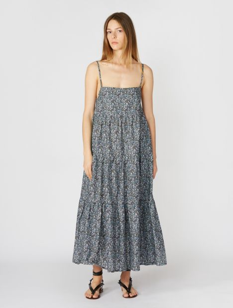 Tiered Sundress - Wildflower