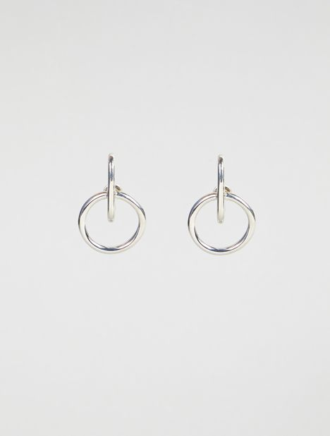 Tiny Isabel Hoop Earrings