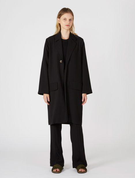 Travel Trench - Black