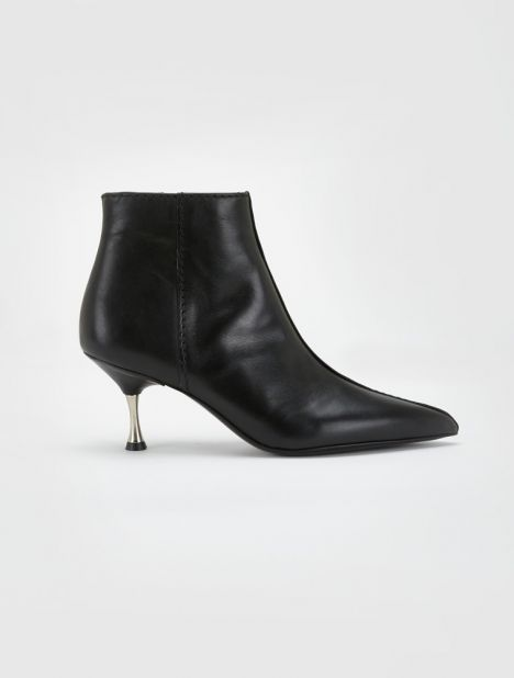 Triumph Leather Ankle Boot