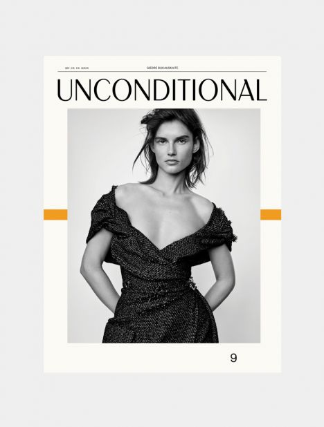 UNCONDITIONAL Magazine Nº9