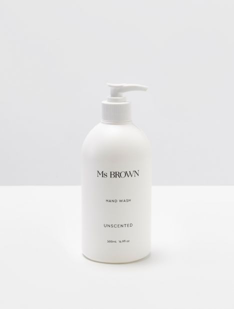 Unscented Hand Wash