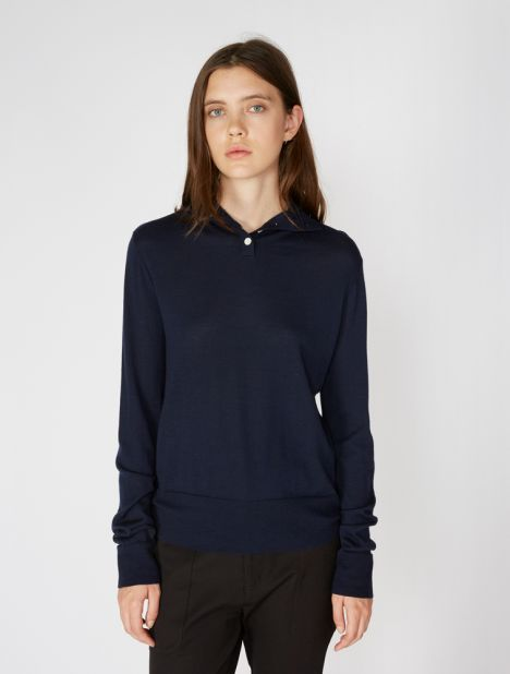 Fine Merino Turtleneck Knit