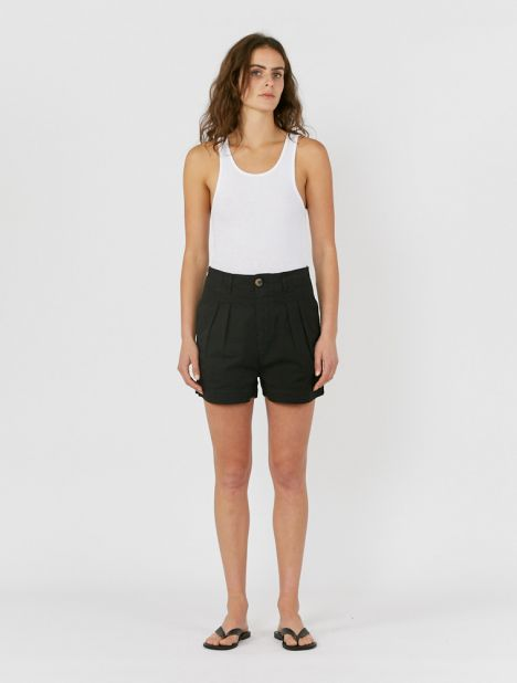 Workwear Utility Short - Black