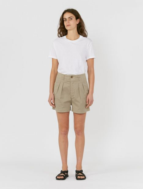 Workwear Utility Short - Tan