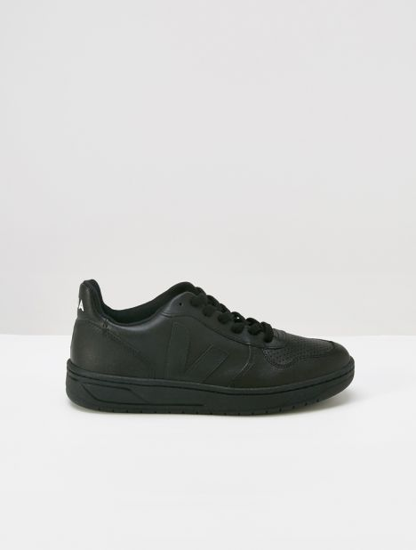 V-10 Bastille CWL Sneaker - All Black
