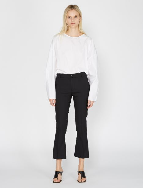 Vichy Flare Trouser