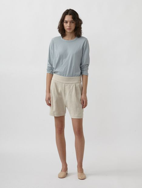 Weave Tailored Short