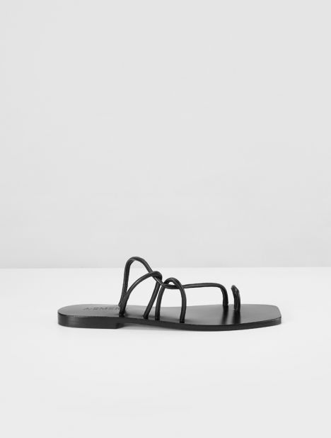 Willow Leather Sandal