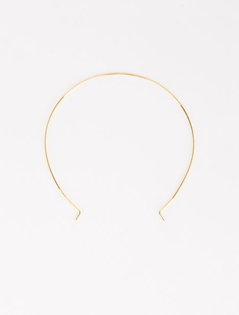 Hair Ring 031 - Gold