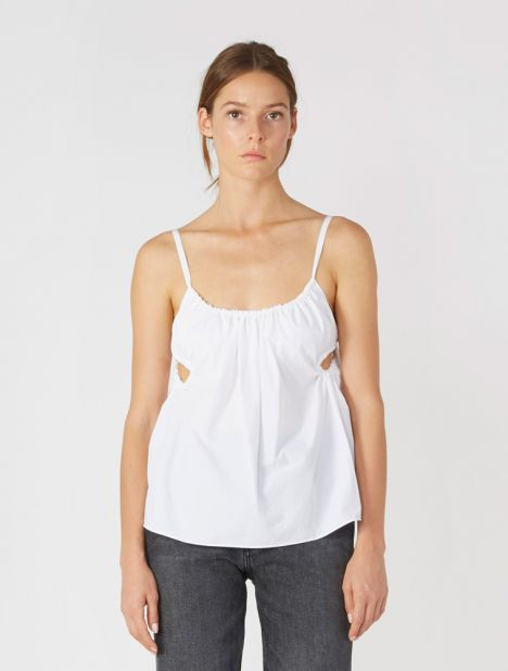 Yvette Tie Back Top