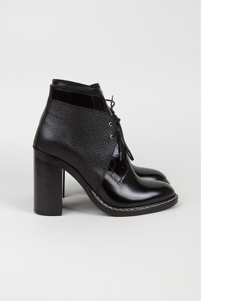1f718c20ee MM6 Maison Margiela | Lace-Up Ankle Boot | My Chameleon
