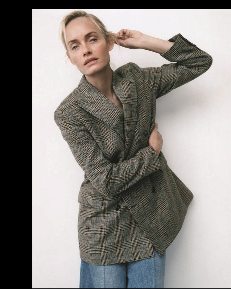 My Chameleon | Style Notes. Amber Valletta