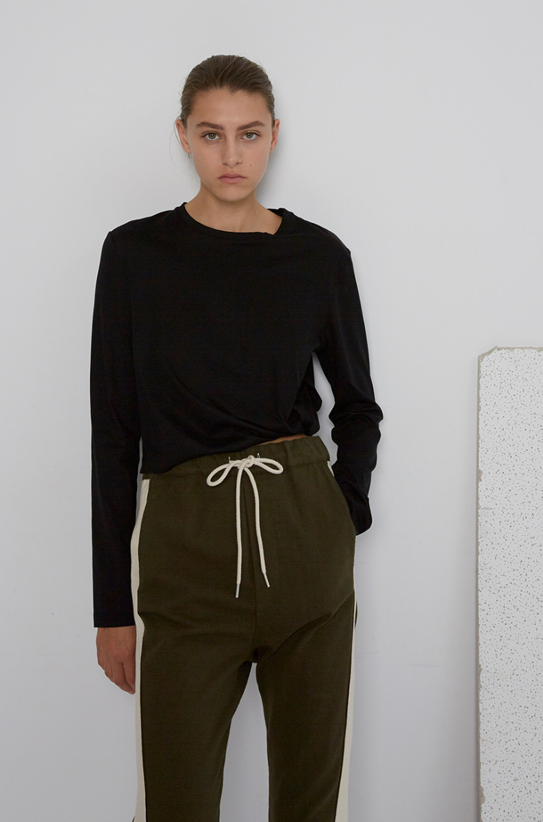 Dion Lee Top Bassike Pants