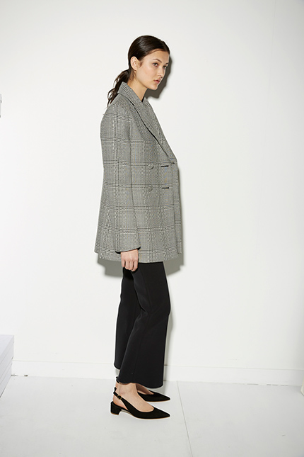 Ellery Check Jacket and Montreaux Pant