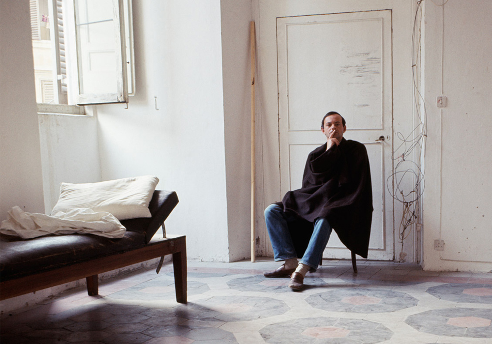 My Chameleon / Interiors. Cy Twombly