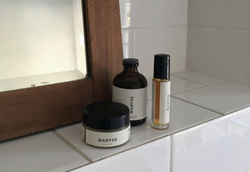 Maryse Beauty products