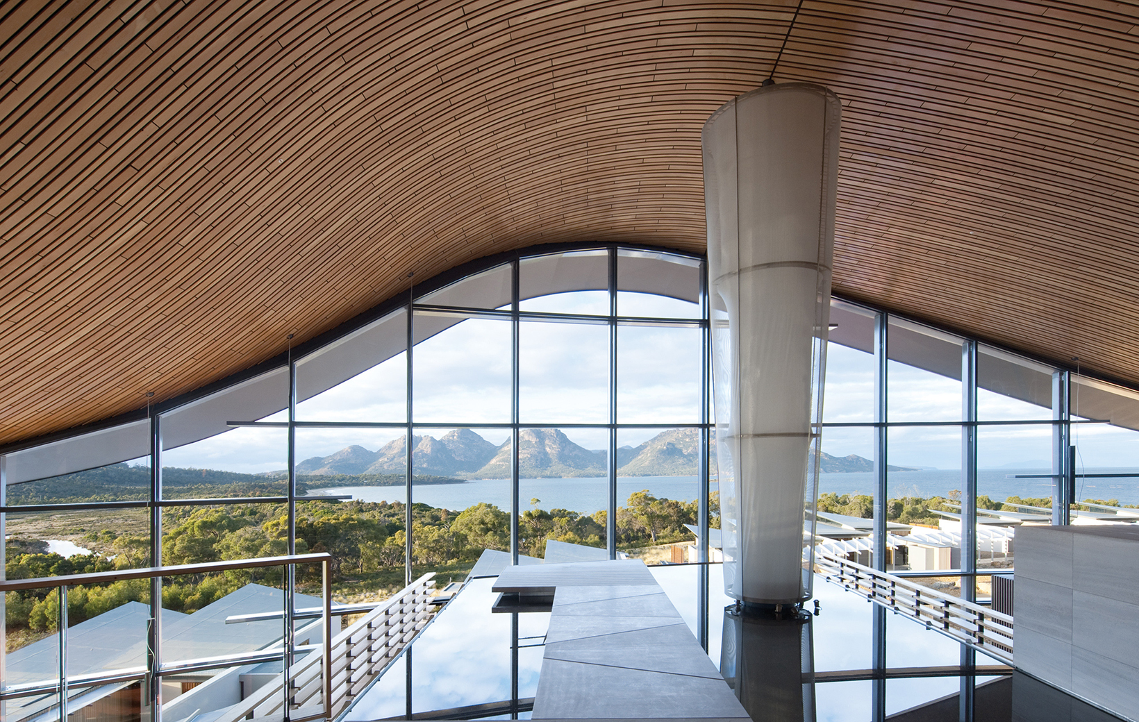 My Chameleon / Traveller. Wellness Retreats Saffire Freycinet